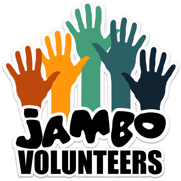 Jambo Volunteers Logo